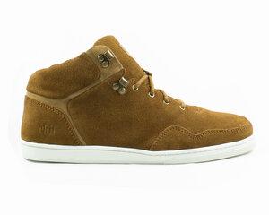 high seed / camel wildleder / weiße sohle - ekn footwear