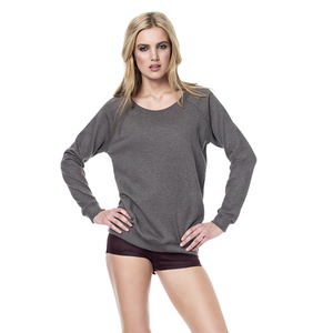 Women's Organic Sweatshirt - Continental Clothing