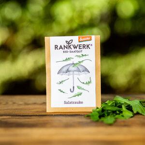 Bio-Saatgut für Salate - verschiedene Sorten  (Demeter-Qualität) - Rankwerk