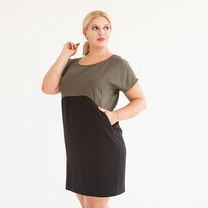 """Kleid """"Too Olive"""" aus Tencel - WiDDA berlin"""