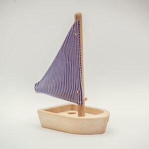 Segelboot - Pislik