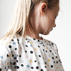Kinder Nachthemd Konfetti - betus