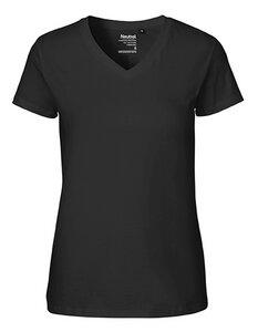 Damen T-Shirt von Neutral Bio Baumwolle V-Neck - Neutral