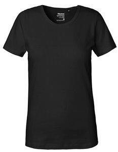 Damen T-Shirt von Neutral Bio Baumwolle Round Neck Interlock - Neutral
