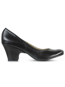 Comfort Pumps Schwarz Damen - Will's Vegan Shop