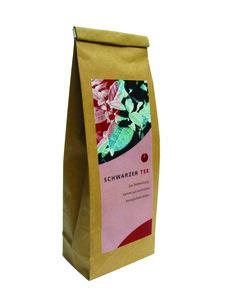 Bio Schwarzer Tee 100 g Packung - Weltecke