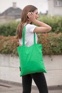 Baumwolltasche Einkaufstasche Shopper Lange Henkel - Neutral