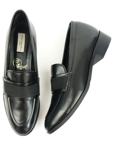 Band Loafer Schwarz Damen - Will's Vegan Shop