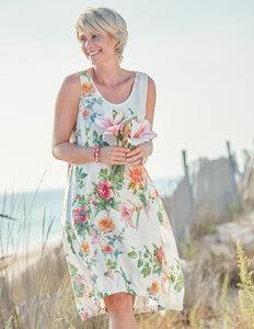 Leinen-Kleid Ranya - Deerberg