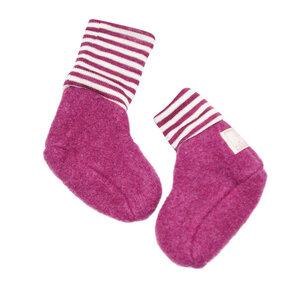 Baby Schuhe Sox Bio-Wollfleece - Pickapooh