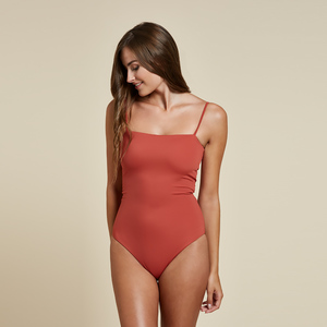 Sole One Piece - Reversible  - Woodlike Ocean