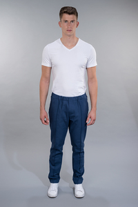 """CHINO """"OUT"""" pants aus Biobaumwolle - STRUNK"""
