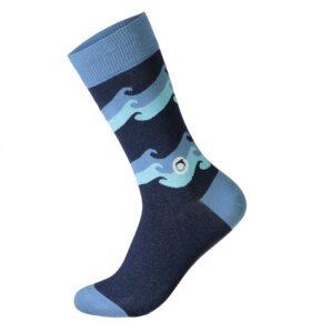Socken, die unsere Ozeane beschützen - Conscious Step