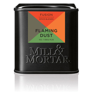 Flaming Dust Bio - Mill & Mortar