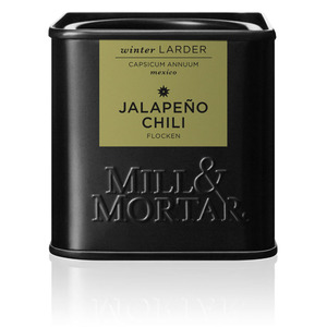 Jalapeño Chili, Granulat - Mill & Mortar
