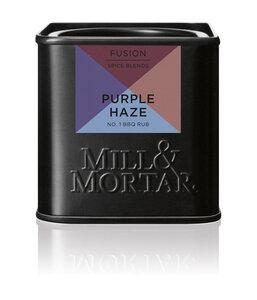 Purple Haze BBQ Bio - Mill & Mortar