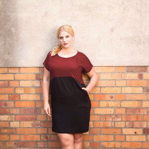 """Kleid """"Too Wine"""" aus Tencel - WiDDA berlin"""