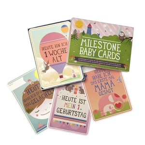 Milestone Baby Cards (30 Karten) - Milestone
