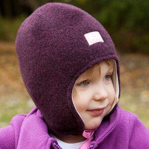 Kinder Mütze Jack Bio-Wollwalk - Pickapooh