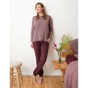 Damen Relax Hose - Living Crafts