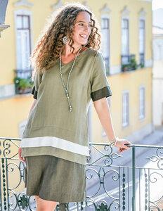 Leinen-Kleid Avea - Deerberg