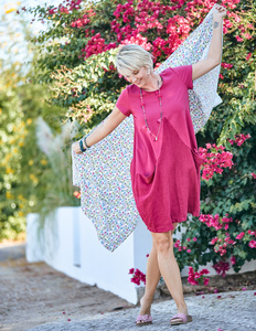 Patch-Kleid Cassandra - Deerberg