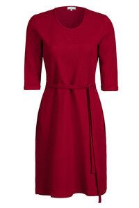 Kleid Schneerose aus Bio-Baumwolle - ME&MAY