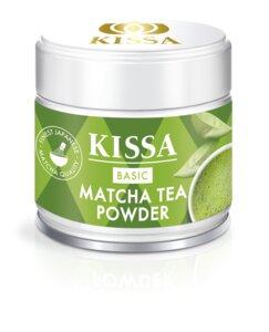 Bio Matcha Basic 30g - Kissa Tea