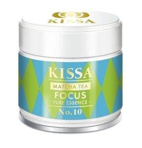 Bio Matcha Focus 30g - Kissa Tea
