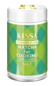 Bio Matcha for Cooking 80g - Kissa Tea