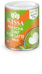 Bio Matcha Zimt for Latte Mix 120g - Kissa Tea
