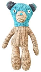 """Kuscheltier Baby Fred von """"Teenytini"""" aus 100% Biobaumwolle - Teenytini Softart - Made in Berlin"""