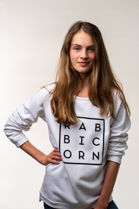 "Unisex Sweatshirt ""Lea"" - Rabbicorn Fashion"
