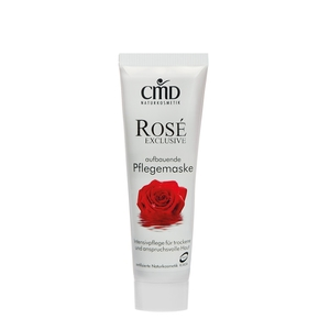 Rosé Exlusive Pflegemaske - CMD Naturkosmetik