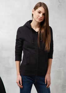 Sweatjacke #ALLBLACK - recolution