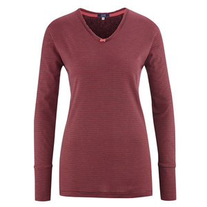 Damen Schlaf-Shirt Langarm BEATRIX - Living Crafts