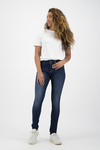 Jeans Super Skinny Fit - Haily - Herbal Blue - Kuyichi
