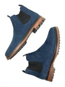 Continental Chelsea-Stiefel Veganes Wildleder Damen - Will's Vegan Shop