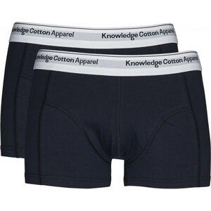 Underwear 2Pack 81105 Total Eclipse - KnowledgeCotton Apparel