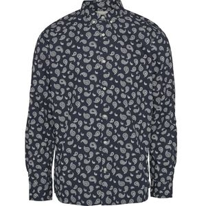KnowledgeCotton Apparel Pasley Printed Shirt GOTS Hemd - KnowledgeCotton Apparel