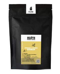 Barbosa Filterkaffee oder Espresso, 250g - AGÁTA Rösterei & Café
