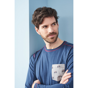 Herren Schlaf-Shirt FELIX - Living Crafts