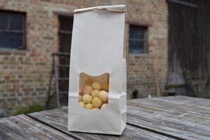 Bio Hundekekse glutenfrei mit Kokos, vegane Leckerli - Unique Dog
