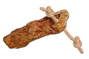 Kauholz für Hunde, Kauknochen und Kauspielzeug - Unique Dog