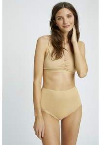 Hoher Slip - High Waist Briefs - People Tree