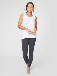 Yoga Leggings Basic Tights - Bamboo Base Layer Leggings  - Thought