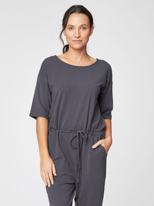 Jumpsuit - Borrg Jumpsuit - Grau - Thought