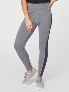Leggings - Tia Stripe Leggings - Grau - Thought