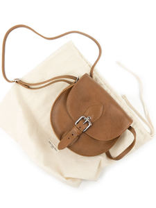 Satteltasche Kastanie Damen - Will's Vegan Shop
