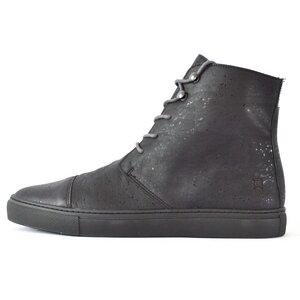 '70 Kork Boots Black  - SORBAS